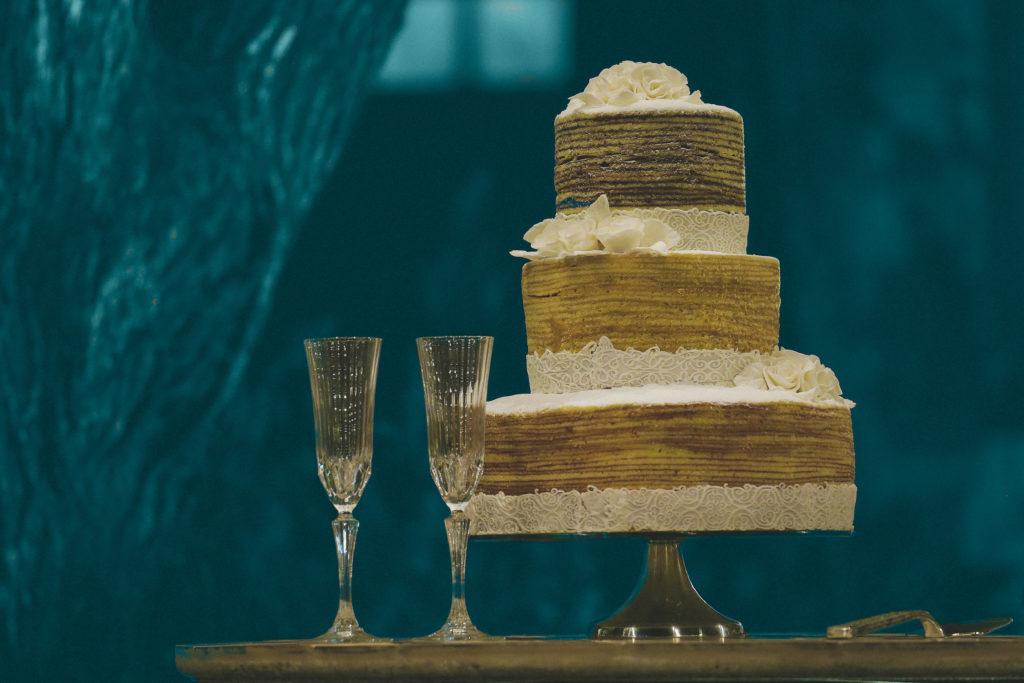Бисквитный торт